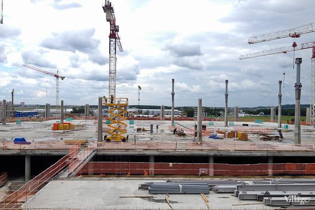 Фоторепортаж: Каким будет новый терминал Пулкова. Изображение № 34.
