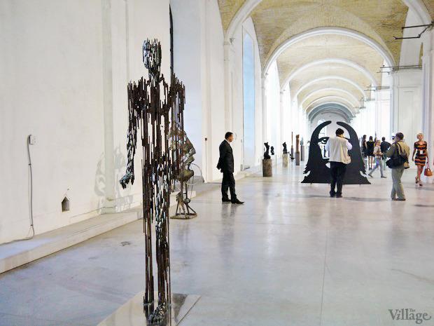 Гид по Большому скульптурному салону — 2012  . Зображення № 19.