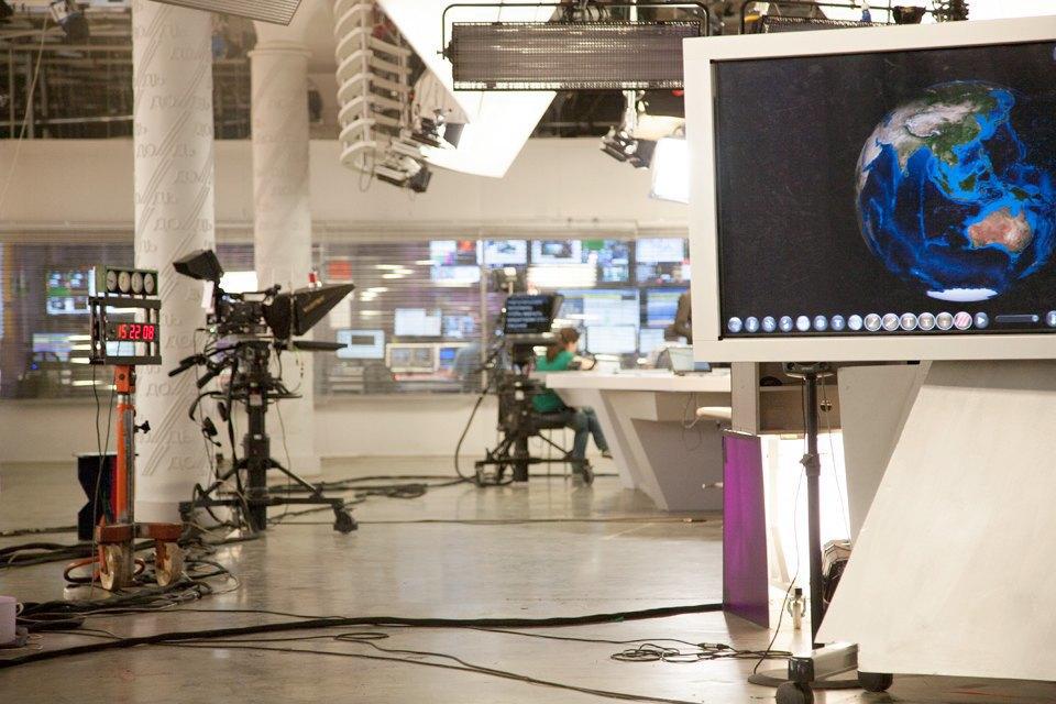 Офис телеканала «Дождь» на «Красном октябре». Изображение № 3.