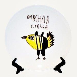 Выбор дизайнера ихудожника понастенным росписям МарииБогдановой. Изображение № 6.