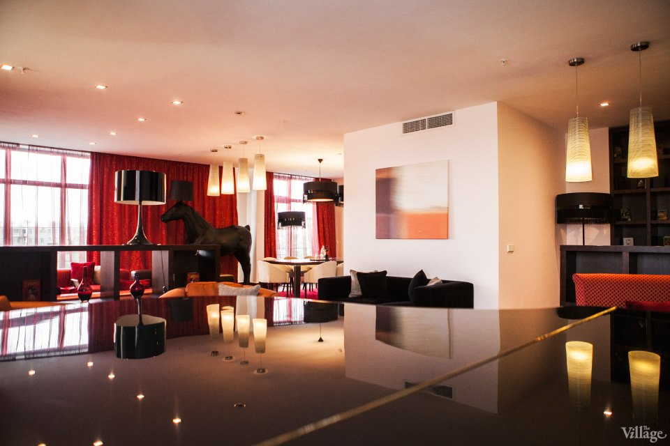 Интерьер недели (Москва): Mamaison All-Suites Spa Hotel Pokrovka. Изображение №3.