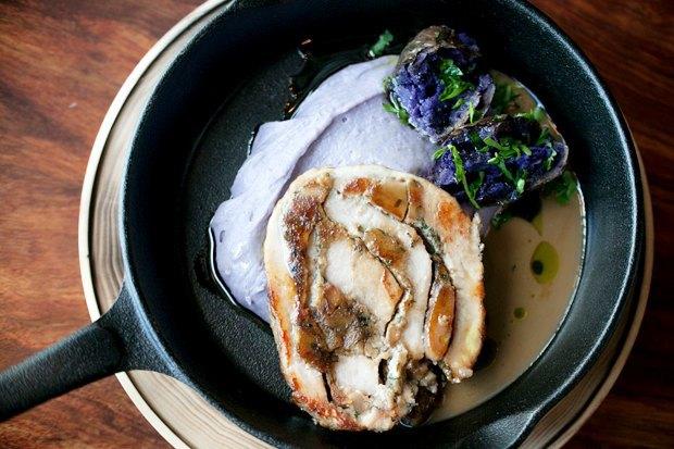 Меню Shake Shack, роллы с местной рыбой в «Свои люди», кафе Ламберти в Aizel. Изображение № 9.