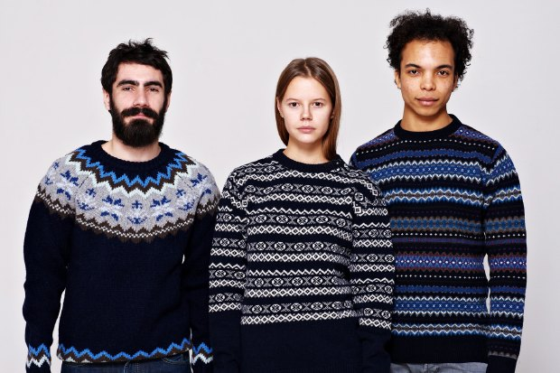 Вещи недели: 34 тёплых свитера. Изображение №10.