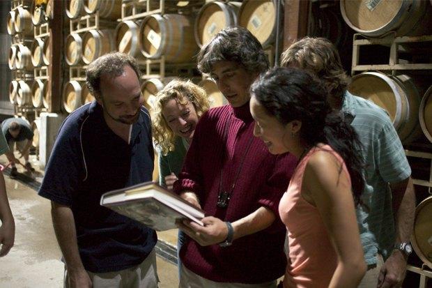 Фильм «На обочине»: Вернуть вкус кжизни, путешествуя покалифорнийским виноградникам. Изображение № 12.