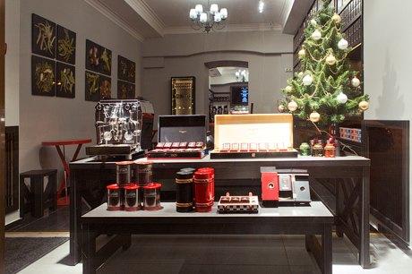 На Пушкинской открылся чайно-кофейный бутик Coupage. Зображення № 5.