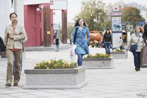 Фото дня: Как выглядит обновлённая Арбатская площадь. Изображение № 10.