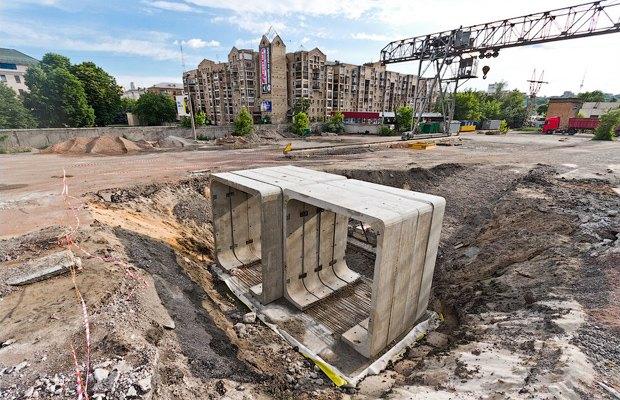 Строить метро на Троещину планируют осенью. Зображення № 5.