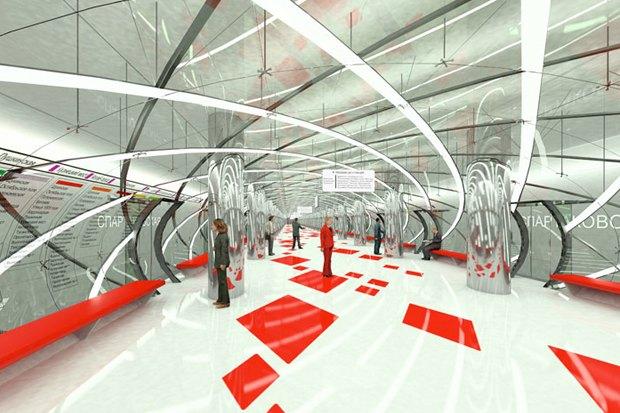Проект архитектурной мастерской Arch Group. Изображение № 1.