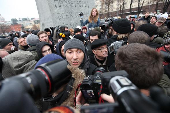 Народ против: Главные протесты 2011 года. Изображение № 61.