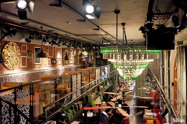 В Доме Мертенса открылся ресторан-кондитерская Bengel & Zaek. Изображение № 24.