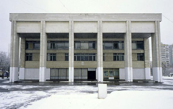 Изображение 25. На последнем дыхании: пустующие кинотеатры Москвы.. Изображение № 1.