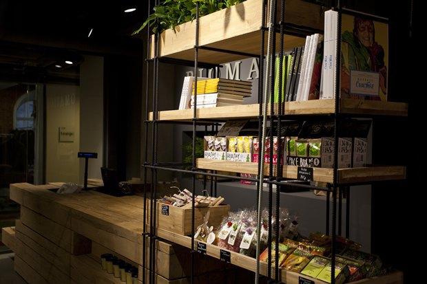 В «Ткачах» открылся магазин натуральных товаров Biomatica. Изображение № 3.