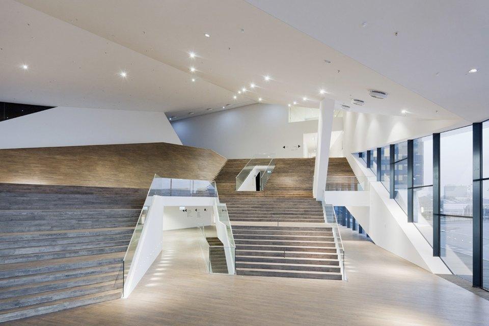 Остердокс, центр новой архитектуры Амстердама. Изображение № 13.
