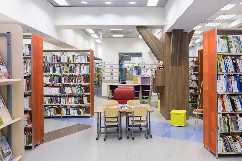 Как устроена детская библиотека нового типа. Изображение № 5.