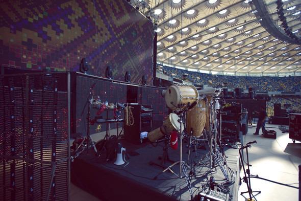 Выходит на арену: Как реконструировали стадион «Олимпийский». Зображення № 6.