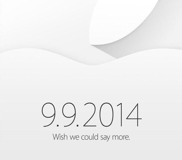 Apple назначила официальную дату презентации новых гаджетов. Изображение № 1.