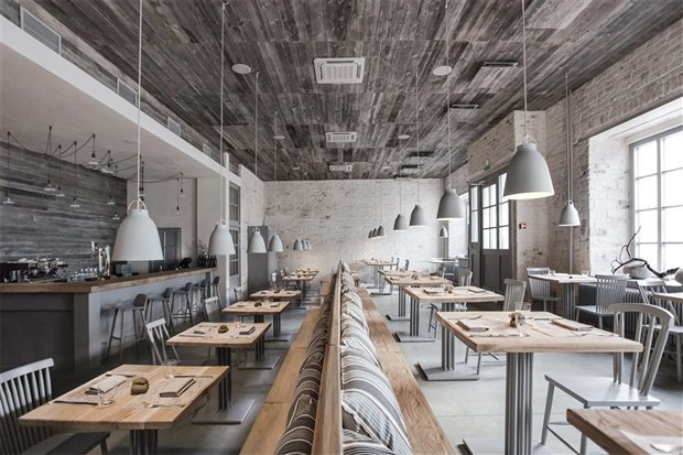 НаПятницкой открылся ресторан скандинавской кухни Björn. Изображение № 1.