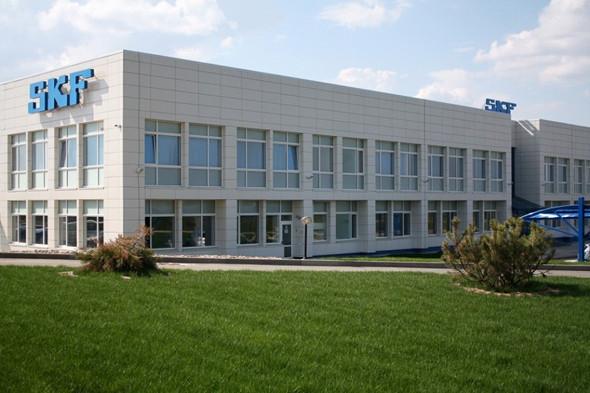 Завод SKF в Твери, обладатель сертификата LEED. Изображение № 9.