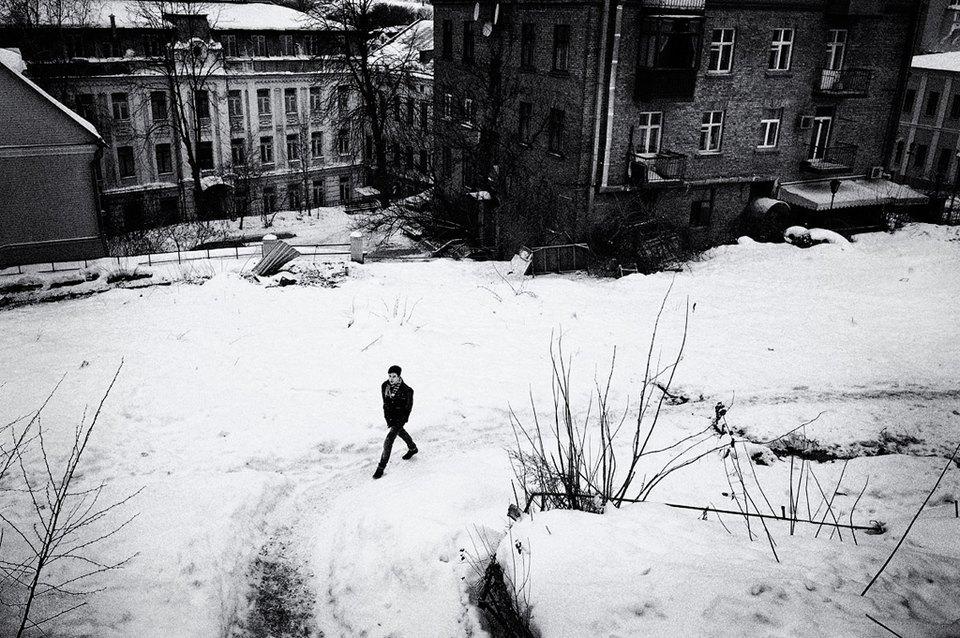 Камера наблюдения: Киев глазами Романа Николаева. Зображення № 18.