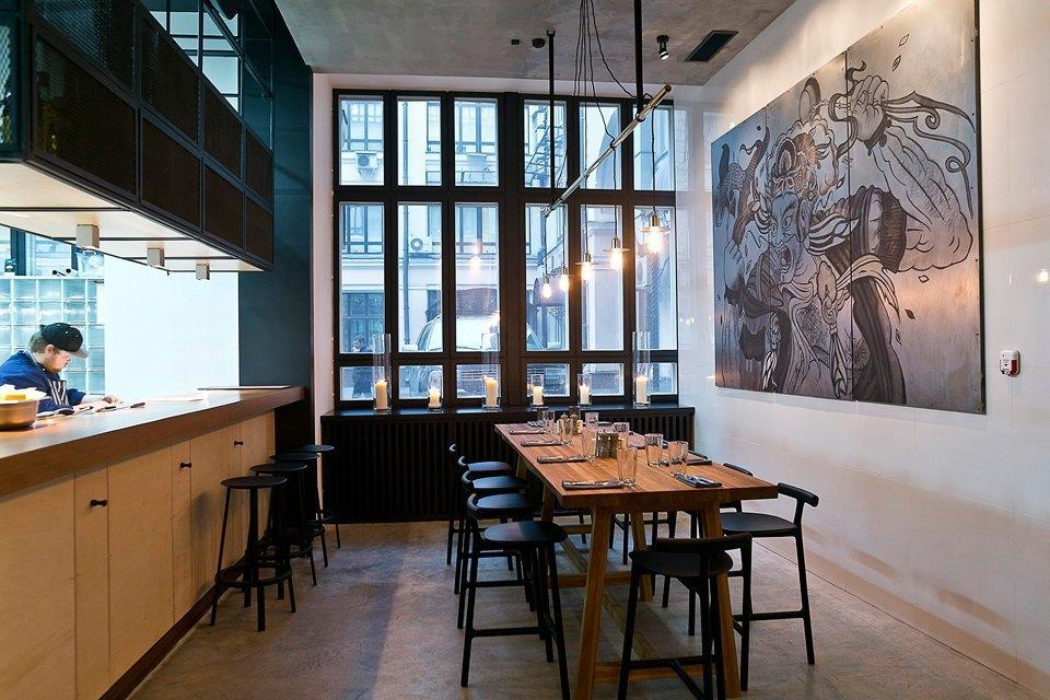 Ресторан и бар Holy Fox. Изображение № 15.