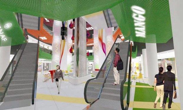 Пополнение: 6 новых торгово-развлекательных центров вКиеве. Изображение № 17.