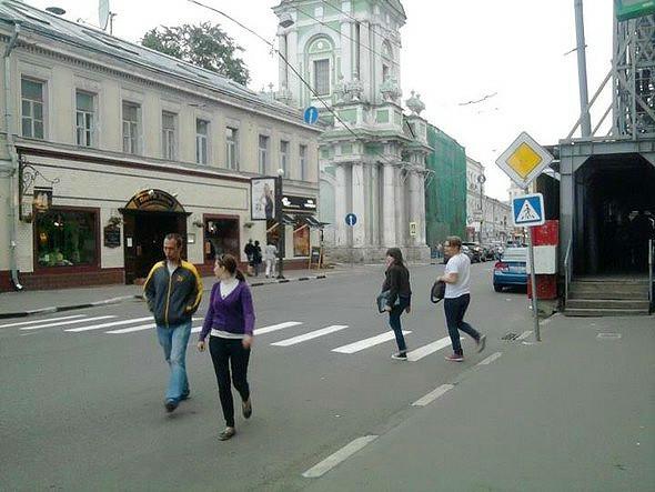 Городские партизаны продолжают обустраивать Москву. Изображение № 5.