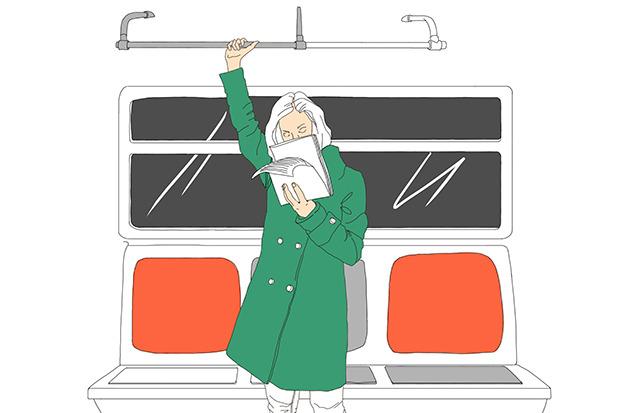 Эксперимент The Village: Сколько поездок в метро нужно, чтобы прочитать книгу?. Изображение № 18.