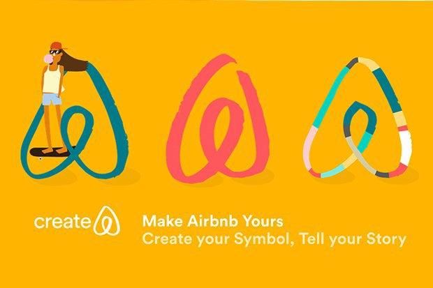 Интимное место: Почему двусмысленный логотип Airbnb — это выгодно. Изображение № 1.