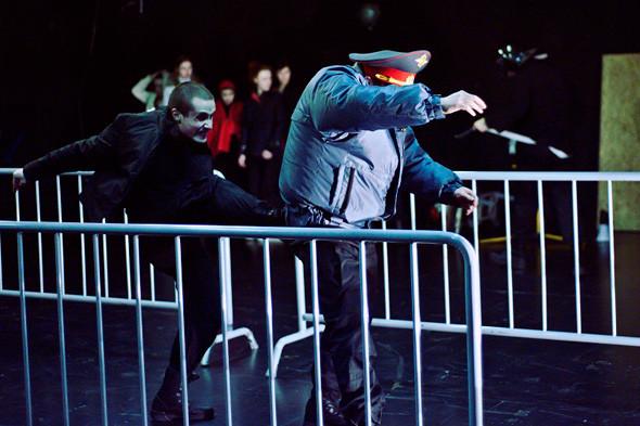«Платформа»: Экспериментальная театральная площадка открывает новый сезон. Изображение № 13.