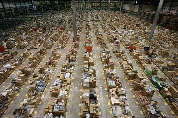 Как безумные идеи Джеффа Безоса сделали Amazon великим. Изображение № 2.