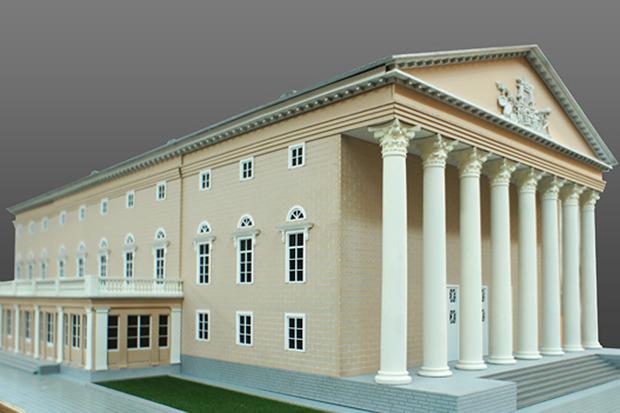 Каменноостровский театр откроется после пятилетний реконструкции. Изображение № 11.