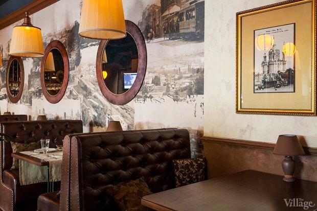 Новое место (Киев): Ресторан Babel. Изображение № 6.