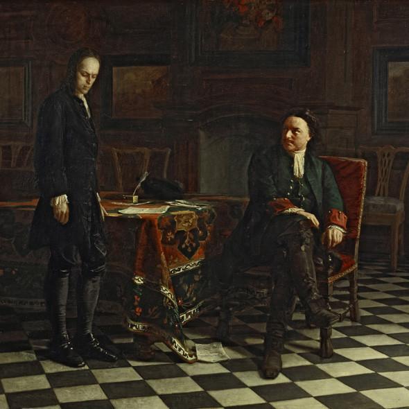 В Третьяковке открылась выставка, посвящённая 180-летию со дня рождения Николая Ге. Изображение № 6.