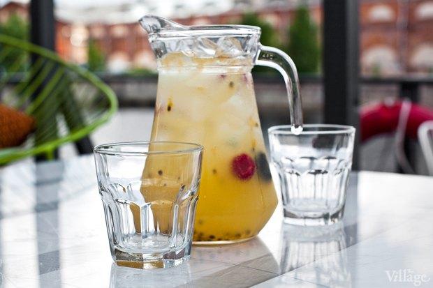 Домашний лимонад «Маракуйя» — 380 рублей. Изображение № 18.