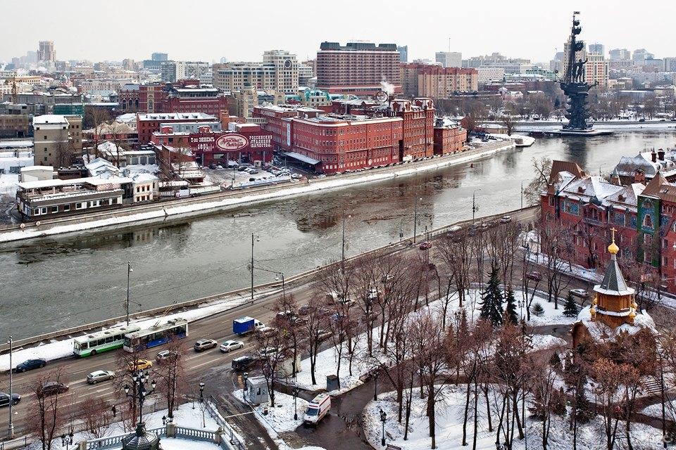 Лучший вид на этот город: 7 смотровых площадок вМоскве. Изображение № 11.