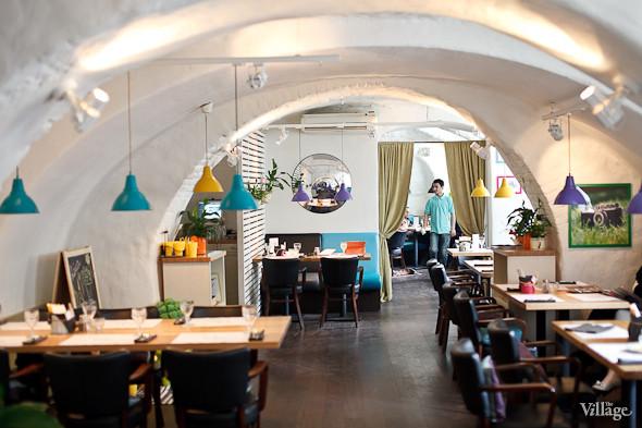 Новое место (Петербург): Кафе-бар Leica. Изображение № 10.