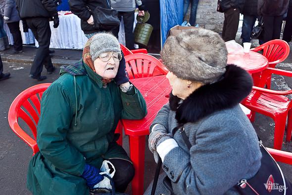 Фоторепортаж: Митинг в поддержку Путина в Петербурге. Изображение № 49.