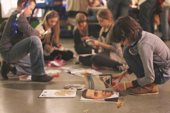 Риторический опрос: Посетители «Гаража» о современном искусстве. Изображение № 10.