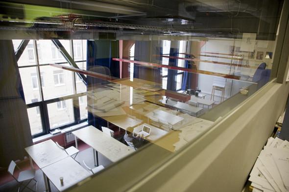 Изображение 47. Новое Место: Британская высшая школа дизайна.. Изображение № 46.