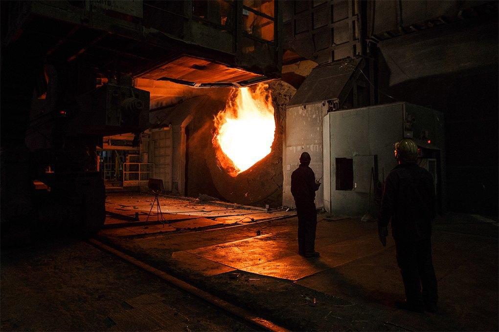 Производственный процесс: Как плавят металл. Изображение № 8.