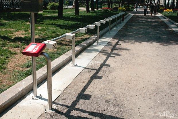 Фото дня: Как выглядит первый в Москве общественный велопрокат. Изображение № 4.