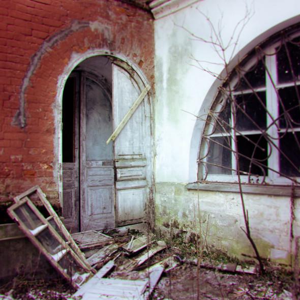 В зоне риска: Усадьба Покровское-Стрешнево. Изображение № 1.