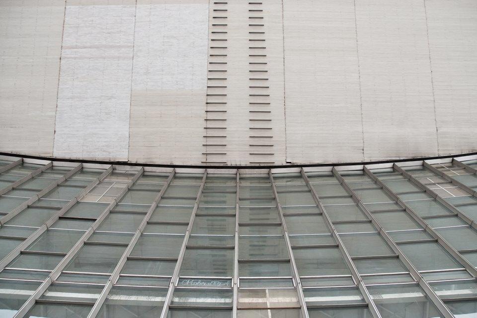 Архитектор Андрей Стенюшкин— омонреальском павильоне наВДНХ. Изображение № 10.