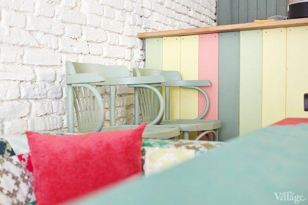 Новое место: Второе вегетарианское кафе «Рада и К». Изображение № 10.