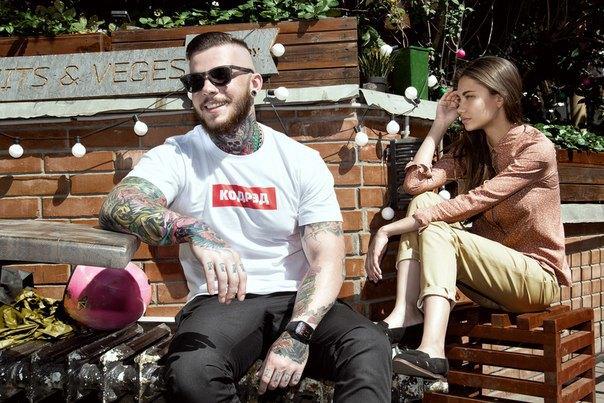 ВПетербурге открылся магазин российской марки CodeRed. Изображение № 2.