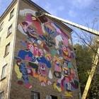В Киеве появились граффити рекордных размеров. Зображення № 23.