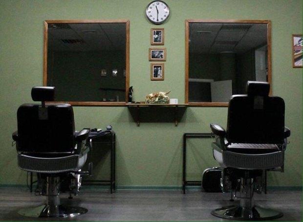 На «Новочеркасской» открылась мужская парикмахерская «Морж». Изображение № 2.