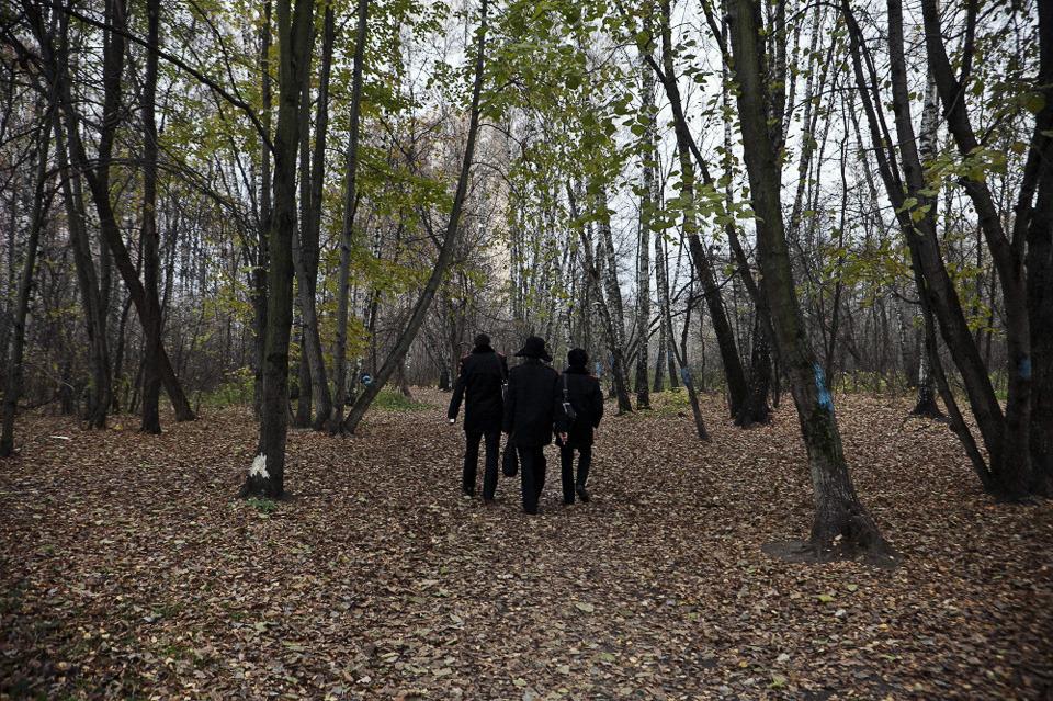 Камера наблюдения: Москва глазами Марка Боярского. Изображение №18.