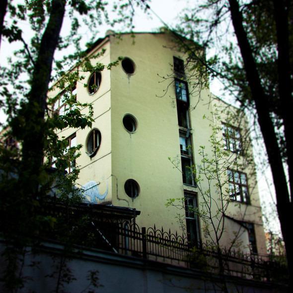 В типографии Эля Лисицкого откроют гостиницу. Изображение №1.