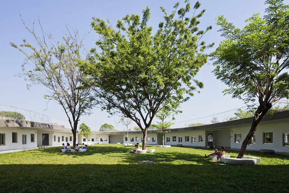 Почему детский сад для бедных семей— прообраз архитектуры будущего. Изображение № 2.